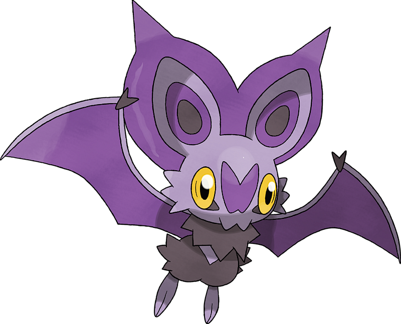 Noibat Pok 233 Dex Stats Moves Evolution Locations Amp Other Forms Pok 233 Mon Database Pokemonpets