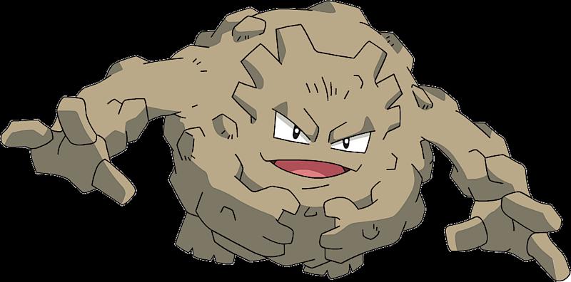 Graveler Pokemon Ex Images | Pokemon Images