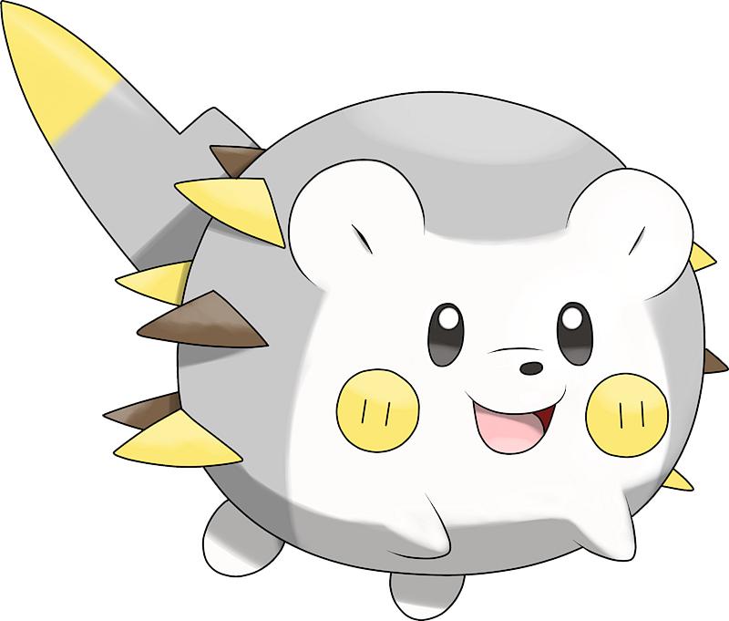 Pokemon 777 Togedemaru Pokedex: Evolution, Moves, Location ...