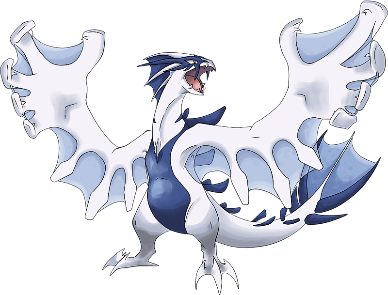 Pokémon Mega Lugia, Id: 8249, Class: Mega Legendary ...