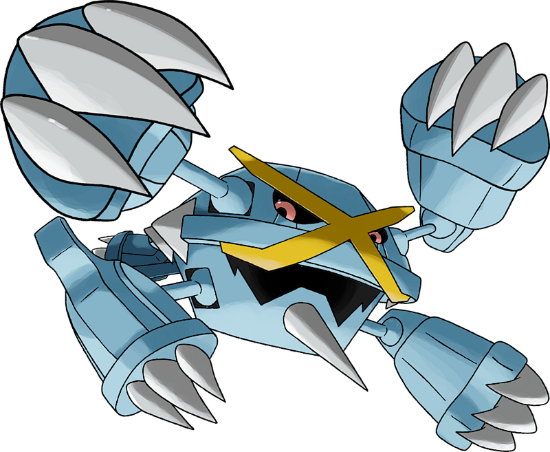 ID: 8376 Pokémon Mega-Metagross www.pokemonpets.com - Online RPG Pokémon Game