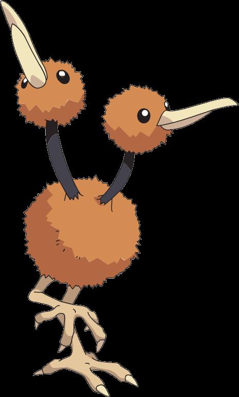 Doduo Pokemon Pokedex 84