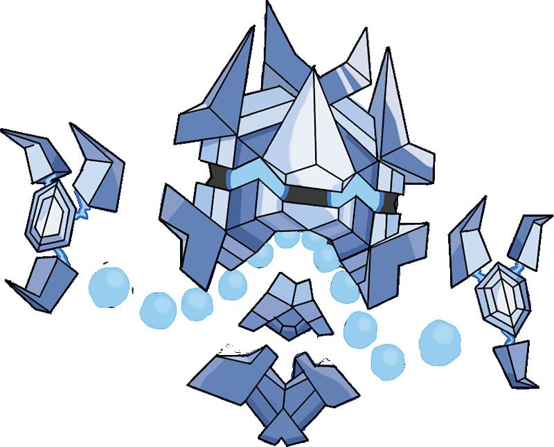 Mega Cryogonal Pok 233 Dex Stats Moves Evolution Locations Amp Other Forms Pok 233 Mon Database
