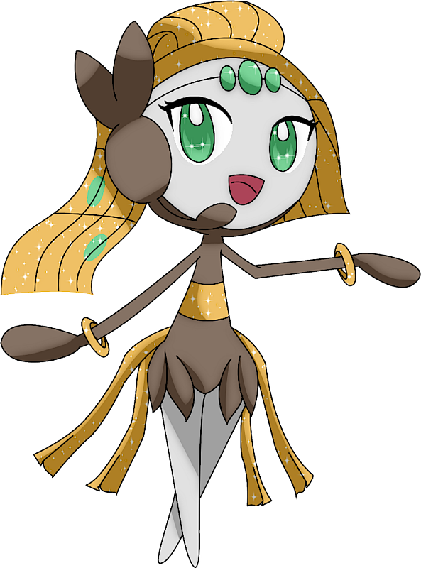 Mega Meloetta Pirouette Pokédex: stats, moves, evolution ...