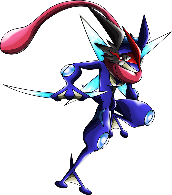 Mega Greninja Pokdex Stats Moves Evolution Locations Other