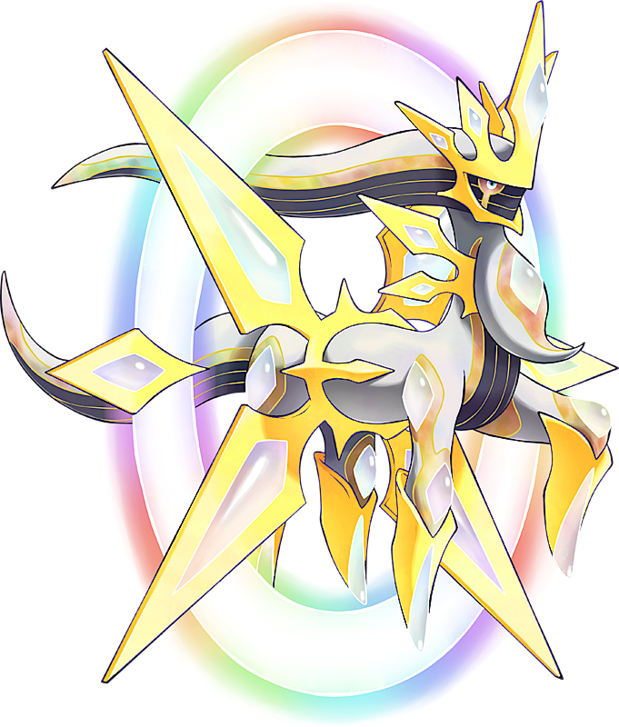 ID: 9497 Pokémon Mega-Arceus-Electric www.pokemonpets.com - Online RPG Pokémon Game