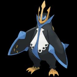 Pokemon 395 Empoleon Pokedex Evolution Moves Location Stats