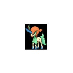 pokemon resolute pokedex