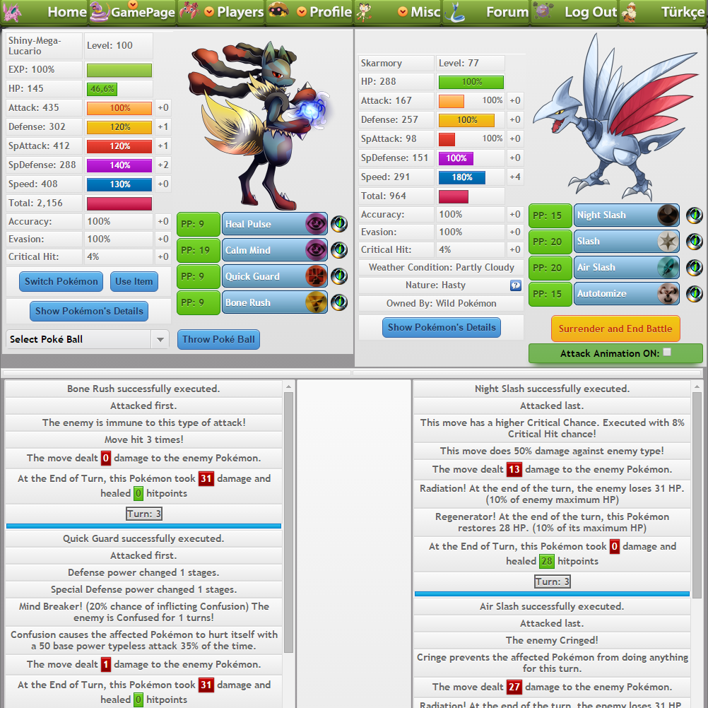 Pokemonpets Online Free Browser Based Mmo Rpg Pok 233 Mon Game
