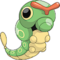 Monster Caterpie