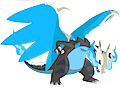 Monster Shiny-Mega-Charizard-Bony