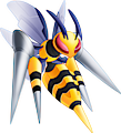 Monster Shiny-Mega-Beedrill