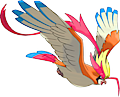 Monster Shiny-Mega-Pidgeot