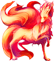 Monster Shiny-Mega-Ninetales