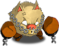 Monster Shiny-Mega-Primeape