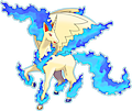 Monster Shiny-Mega-Rapidash