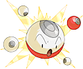 Monster Shiny-Mega-Electrode