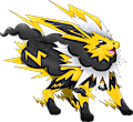 Monster Shiny-Mega-Jolteon
