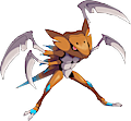 Monster Shiny-Mega-Kabutops