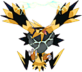 Monster Shiny-Mega-Zapdos