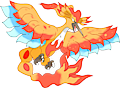 Monster Shiny-Mega-Moltres