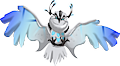Monster Shiny-Mega-Noctowl-Hail