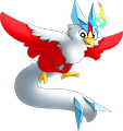Monster Shiny-Mega-Delibird