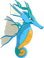 Monster Shiny-Mega-Kingdra