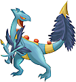 Monster Shiny-Mega-Sceptile