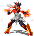 Monster Shiny-Mega-Blaziken
