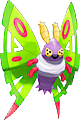 Monster Shiny-Mega-Dustox