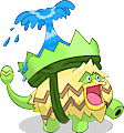 Monster Shiny-Mega-Ludicolo