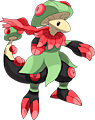 Monster Shiny-Mega-Breloom