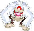 Monster Shiny-Mega-Slaking