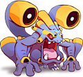 Monster Shiny-Mega-Exploud