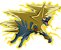 Monster Shiny-Mega-Manectric