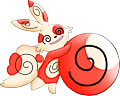Monster Shiny-Mega-Spinda