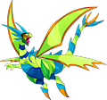 Monster Shiny-Mega-Flygon