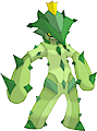 Monster Shiny-Mega-Cacturne