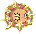 Monster Shiny-Mega-Solrock