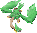 Monster Shiny-Mega-Tropius