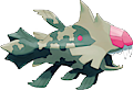 Monster Shiny-Mega-Relicanth