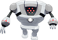 Monster Shiny-Mega-Registeel