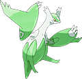 Monster Shiny-Mega-Latias