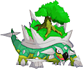 Monster Shiny-Mega-Torterra