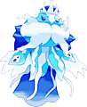 Monster Shiny-Mega-Jellicent