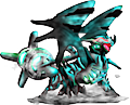 Monster Shiny-Mega-Zekrom-Mist