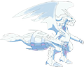 Monster Shiny-Mega-Reshiram