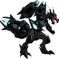 Monster Shiny-Mega-Zekrom