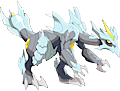 Monster Shiny-Mega-Kyurem